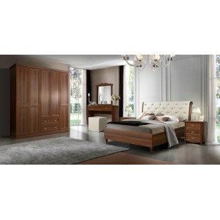 Модульная спальня Фабио 04