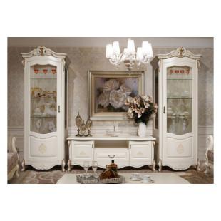 Мебель для гостиной Анданте беж
