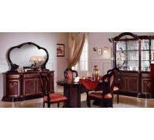 Мебель для гостиной Лилия могано