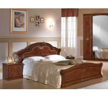 Кровать Рошель орех