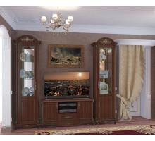 """Мебель для гостиной """"Тоскана"""" 01 белая"""