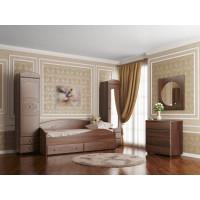Мебель для детской комнаты Ника 01 дуб кальяри/дуб шеппи