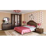 Мебель для спальни Нимфа (дуб кальяри / дуб филадельфия)