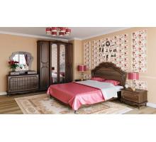 Модульная спальня Нимфа дуб кальяри