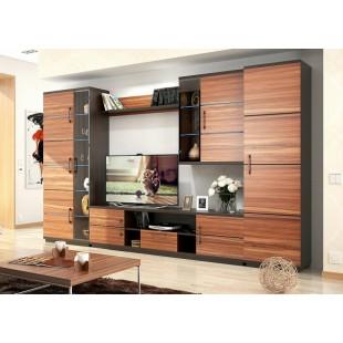 Мебель для гостиной Стелла слива