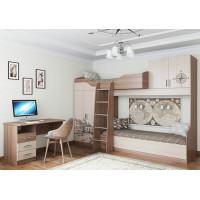 Мебель для детской комнаты Сити 08