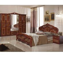Модульная спальня Памела орех