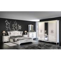 Модульная спальня Изабель белая