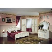 Модульная спальня Элана беж