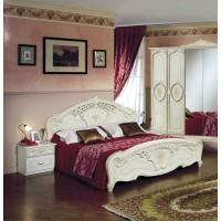 Кровать Элана беж