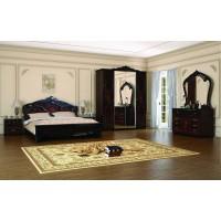 Модульная спальня Элана махонь
