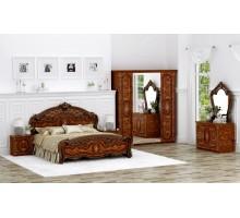 Модульная спальня Муза орех