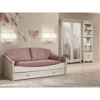 Кровать Алма боковая