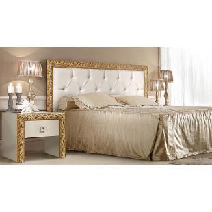 Кровать Диамант Премиум золото