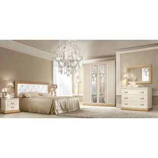 Модульная спальня Диамант золото