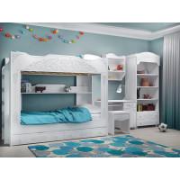 Мебель для детской комнаты Анжелика 08