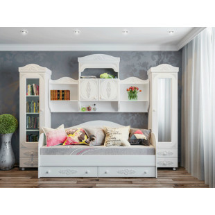 Мебель для детской комнаты Анжелика 01