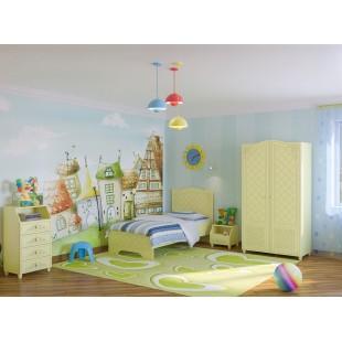 Мебель для детской комнаты Мэри 02