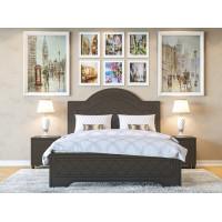 Модульная спальня Мэри Премиум венге