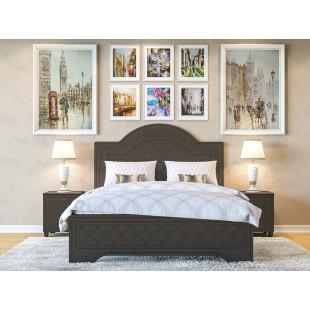 Кровать Мэри Премиум венге