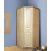 Угловой шкаф Ивушка 5 (светлый)