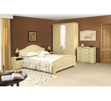 Модульная спальня Ивушка 5 (светлая)