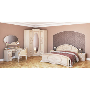 Модульная спальня Долорес 02