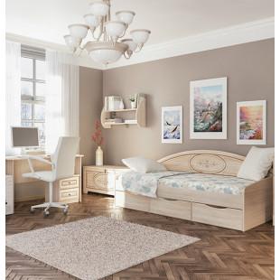 Кровать Долорес односпальная