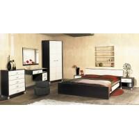 Модульная спальня Фаворит 02 венге