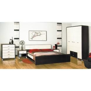 Модульная спальня Фаворит 01 венге