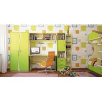 Мебель для детской комнаты Лайм 01