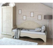 Кровать Мирабелла односпальная