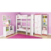 Мебель для детской комнаты Соня 02 сакура