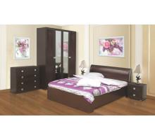 Модульная спальня Елизавета венге