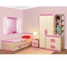 """Мебель для детской комнаты """"Яна"""" 01"""