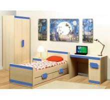 """Мебель для детской комнаты """"Яна"""" 02"""