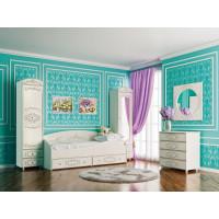 Мебель для детской комнаты Ника 01