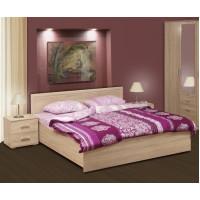Кровать Кристина дуб