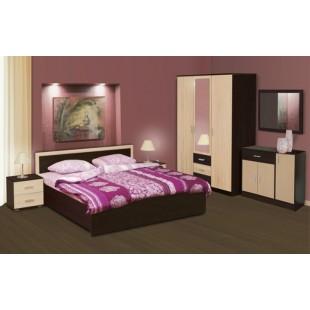 Модульная спальня Кристина венге