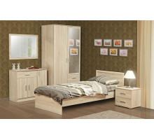 Модульная спальня Кристина 02 дуб