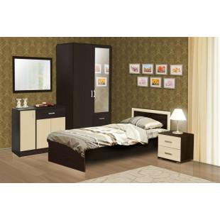 Модульная спальня Кристина 02 венге