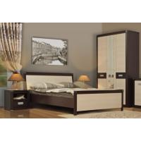 Кровать Вена венге