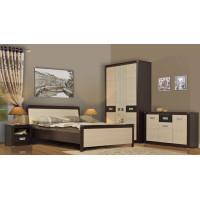 Модульная спальня Вена венге