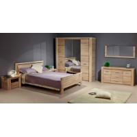 Модульная спальня Империя дуб бардолино