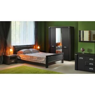 Модульная спальня Империя венге