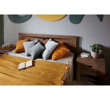 Кровать Клариса дуб односпальная