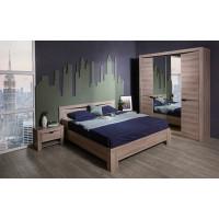 Модульная спальня Клариса 02