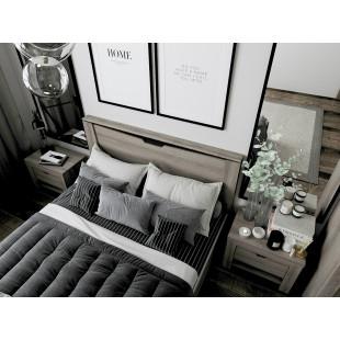 Кровать Клариса ясень