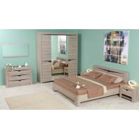 Модульная спальня Клариса ясень