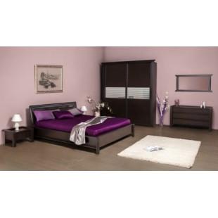 Модульная спальня Соломея венге